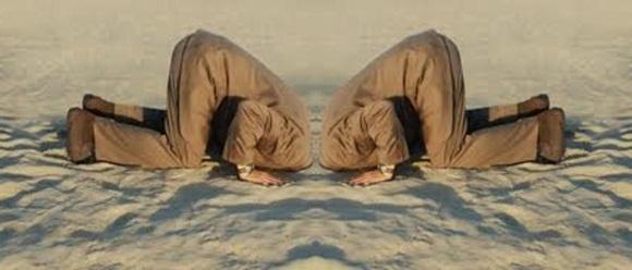 NVM makelaars steken hun kop in het zand